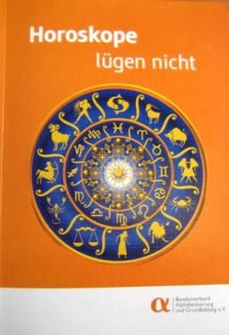 """Buchveröffentlichung """"Horoskope lügen nicht"""""""