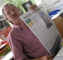 Achim Scholz wird Botschafter