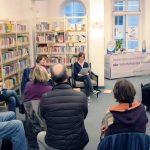 Lesung in der Stadtbibliothek | Foto: Stadt Oldenburg