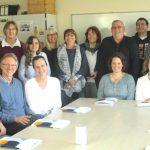 Erfahrungsaustausch der ABC-Selbsthilfegruppe Oldenburg der der Selbsthilfegruppe Wortblind Lüneburg in der VHS REGION Lüneburg