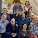 Mitglieder der Selbsthilfegruppen Lüneburg und Oldenburg   Foto: Brigitte van der Velde