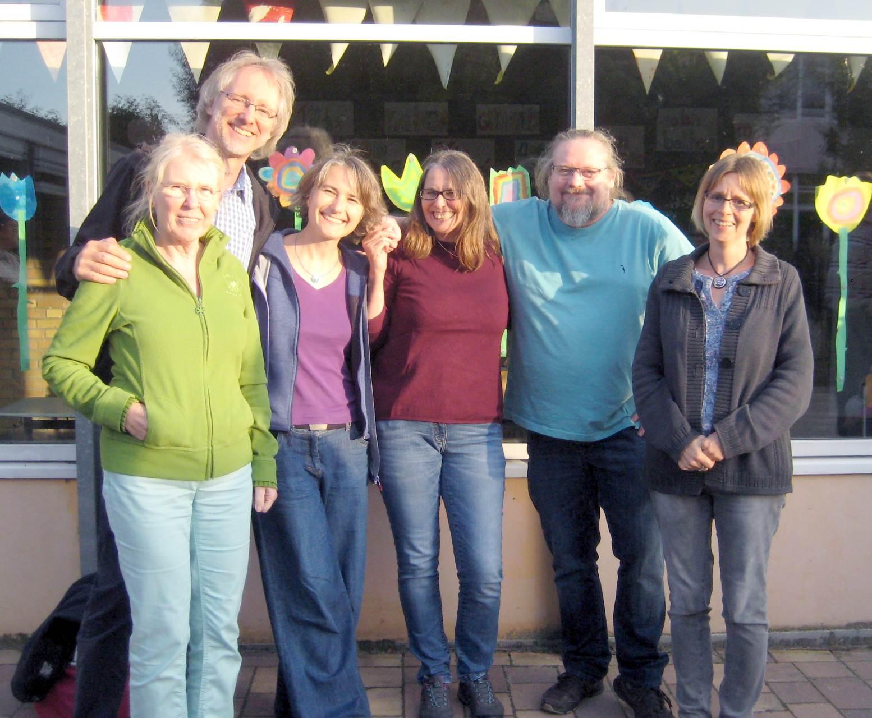 Das Team des Grundbildungszentrums der VHS Oldenburg