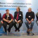 von li.: Hermann Fickenfrers, Bärbel Kitzing, Andreas Brinkmann, Klaus Maaß, Jannes Schröder | Foto: Agnieszka Jaworski