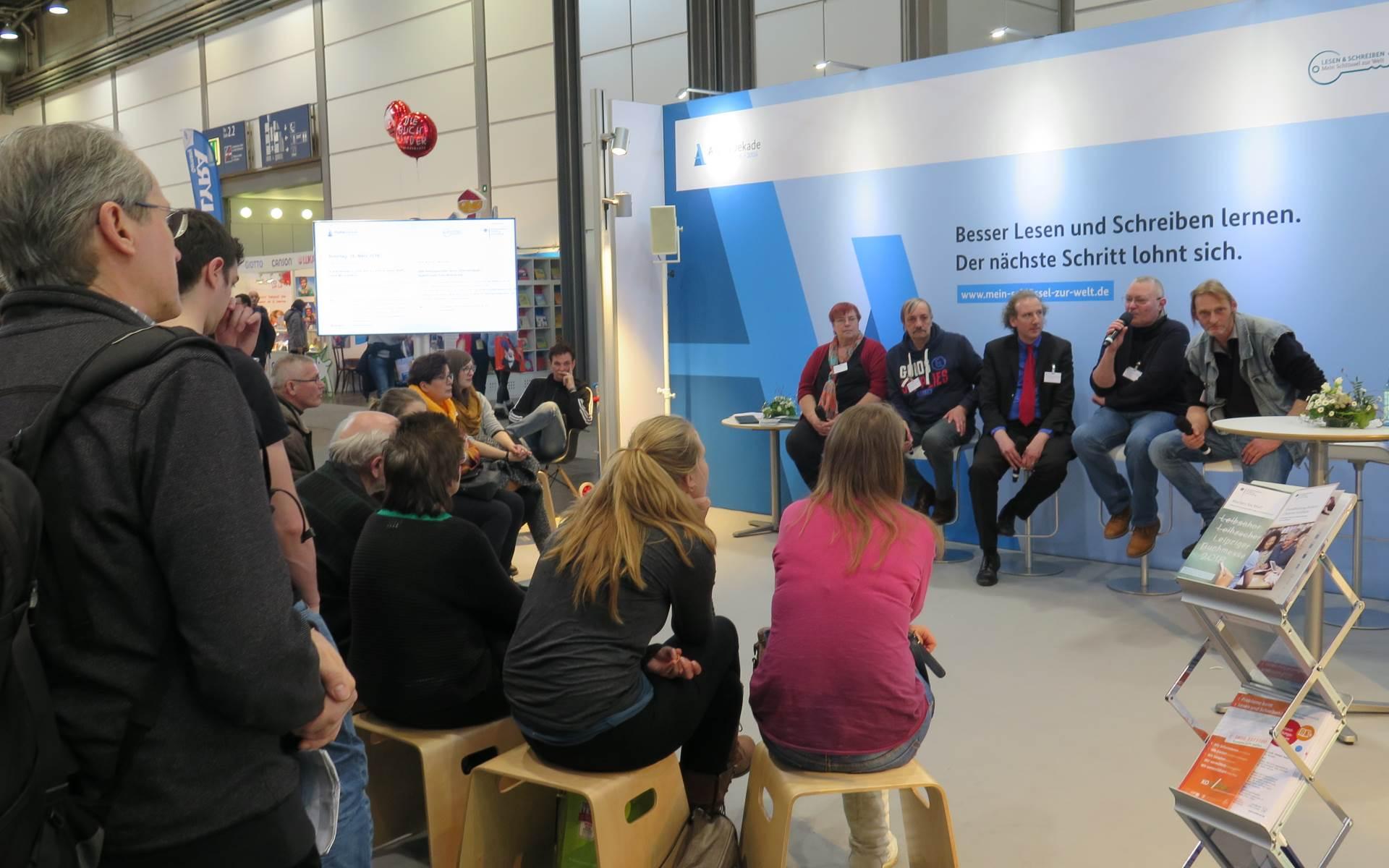 Viele Zuhörer hatten die Mitglieder der ABC-Selbsthilfegruppe Oldenburg | Foto: Agnieszka Jaworski