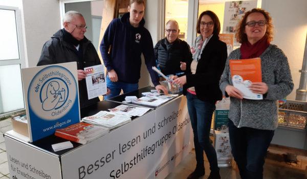 Von li.: Klaus Maaß, Martin Reuter, Ernst Lorenzen, Angela Exner-Wallmeier, Sabine Weirauch | Foto: Achim Scholz
